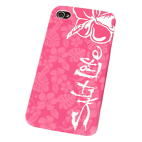 Salt Life Gear Hibiscus iPhone 4 Phone Case