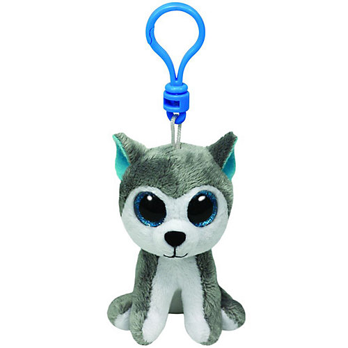 On a convenient keychain so you can clip him anywhere. Collect them all!  WARNING  Choking hazard - small parts. Not for children under 3 yrs. 43aec15cde57