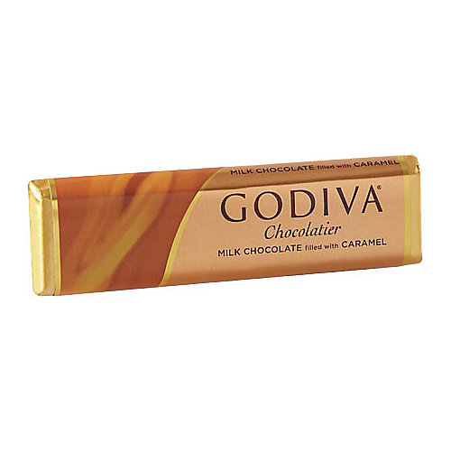 Godiva 1.5 oz. Milk Chocolate Bar With Caramel