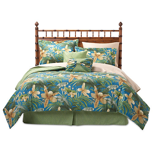 Caribbean Joe Maldives 4-pc. Full Bedding Set