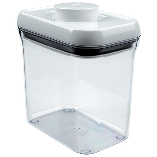 Oxo Good Grips Pop Rectangle Container 1 5 Qt Spice