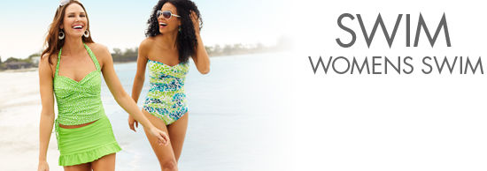 Shop Swimwear for Women, Plus & Juniors