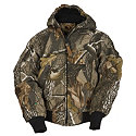Youth Camoflauge Hooded Jacket