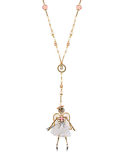 A&D ANGEL GIRL PENDANT MULTI