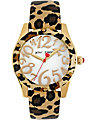 ALLOVER LEOPARD WATCH LEOPARD