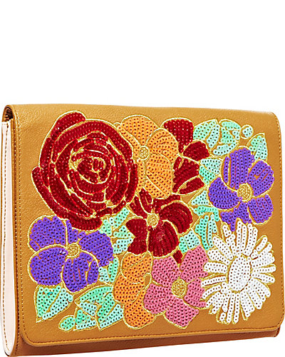 APPLIQUE FLAP CLUTCH MULTI