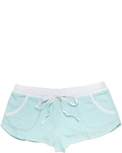 BABY TERRY SHORT BLUE