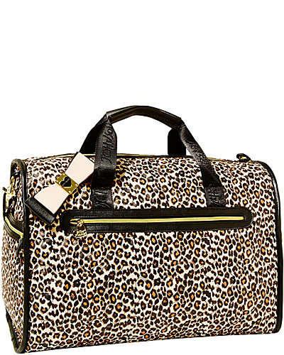 BE MY HONEY BUNS WEEKENDER LEOPARD
