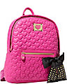 BE MY SWEETHEART BACKPACK PINK