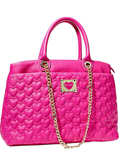 BE MY SWEETHEART SHOPPER PINK