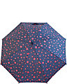 BETSEY PRINTED STICK UMBRELLA BLUE