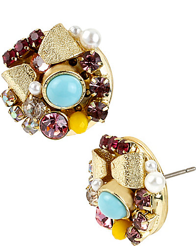 BETSEYS BEST CANDYLAND EARRING MULTI