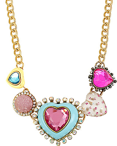 BETSEYS BEST CANDYLAND NECKLACE MULTI