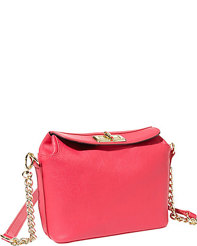 BETSEYS BEST CROSSBODY BAG FUSCHIA
