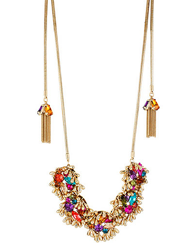 CARNIVAL ADJUSTABLE NECKLACE MULTI