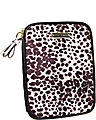 CLOUD NINE IPAD CASE BLACK-LEOPARD