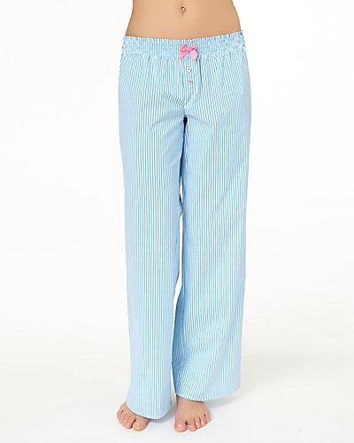 COZY LAWN PANT TEAL