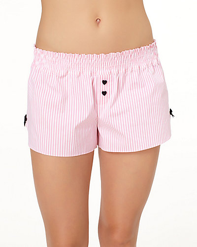 COZY LAWN SHORT PINK