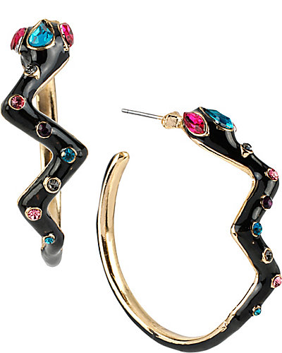 CREEPSHOW SNAKE HOOPS MULTI