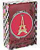 EIFFEL TOWER COMPACT PINK