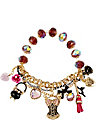 ENCHANTED DRESSFORM STRETCH BRACELET MULTI