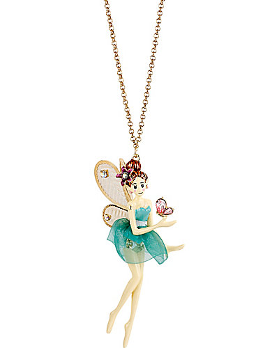 FAIRYLAND FAIRY PENDANT GREEN