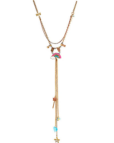 FAIRYLAND RAINBOW NECKLACE MULTI