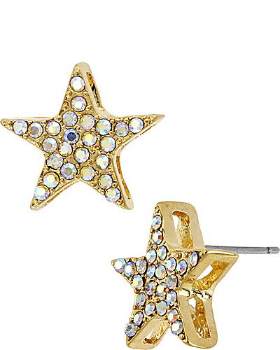 FAIRYLAND STAR STUD EARRING GOLD