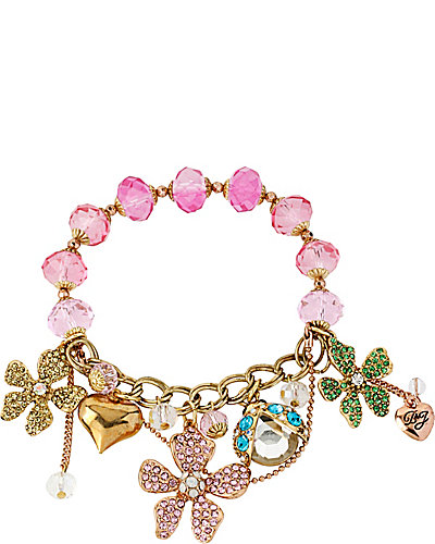 FLOWER BOOST HALF STRETCH BRACELET MULTI