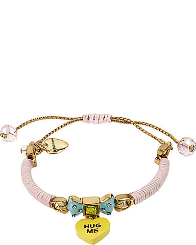 FRIENDSHIP HUG ME BRACELET PINK BLUE