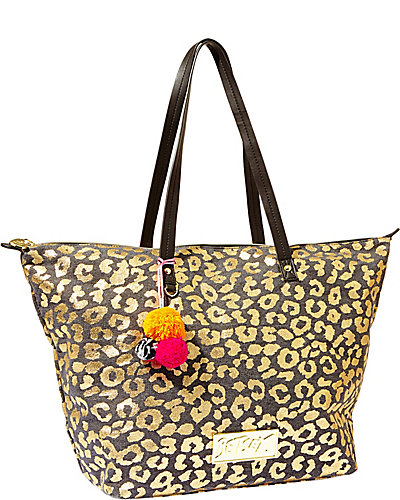 GLAMAZON TOTE NATURAL