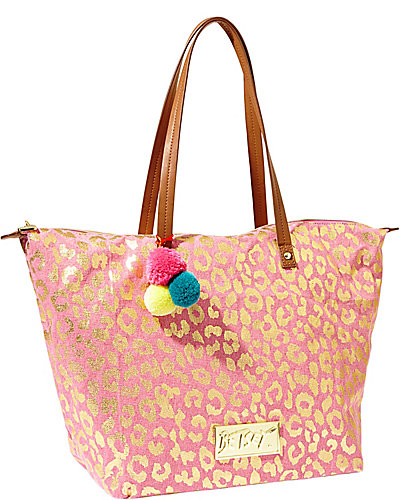 GLAMAZON TOTE PINK