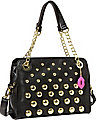 GREAT BALLS OF FIRE SATCHEL BLACK