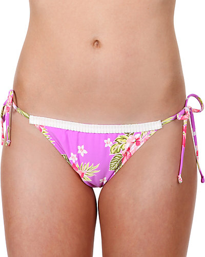 HAWAIIAN VACATION STRING BIKINI LILAC