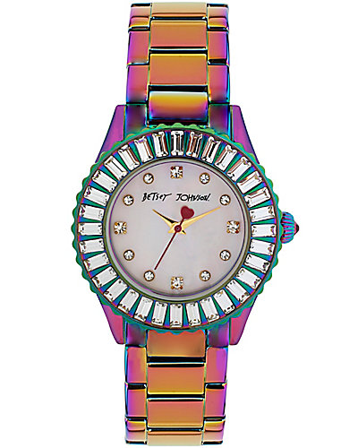 IRRIDESCENT SHINE WATCH MULTI