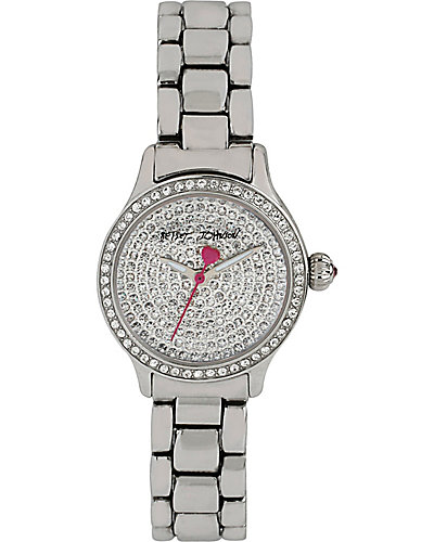 ITSY BITSY BETSEY SILVER WATCH SILVER
