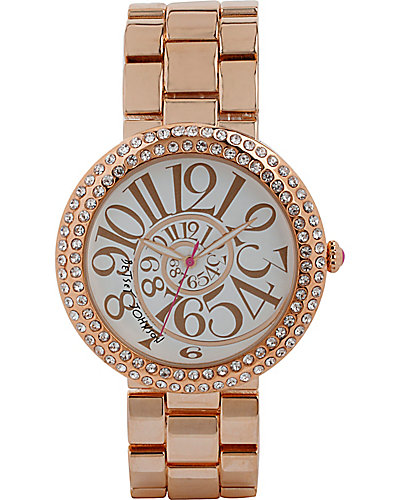 JUMBO ROSE GOLD WATCH ROSE GOLD