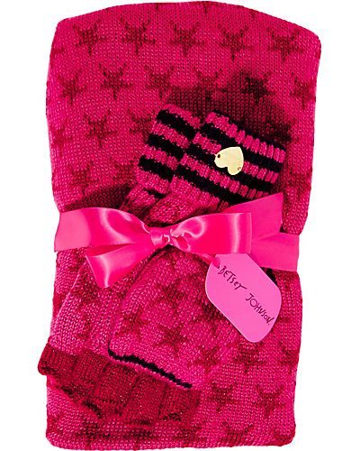 LUCKY STARS EXCLUSIVE SET FUSCHIA