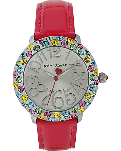 MULTI COLOR CIRCLES WATCH MULTI