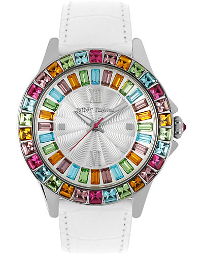 MULTI COLOR CRYSTAL WATCH MULTI