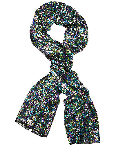 MULTI COLOR SEQUIN WRAP MULTI