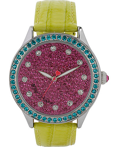 MULTI COLORED NEON WATCH MULTI