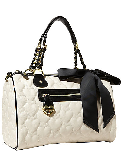 ONE AND ONLY NOW SATCHEL CREAM PARIS