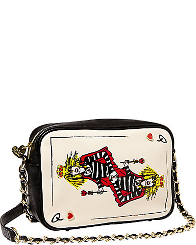 POKER FACE BJ CARD CROSSBODY MULTI