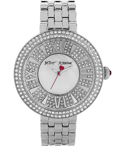 ROMAN NUMERAL SILVER WATCH SILVER