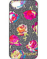 ROSE IPHONE 5 CASE BLACK MULTI