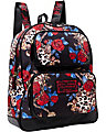 ROSEY MIX UP BACKPACK BLACK
