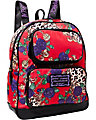 ROSEY MIX UP BACKPACK RED