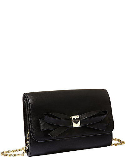 SERENDIPITY ITEM CROSSBODY BLACK