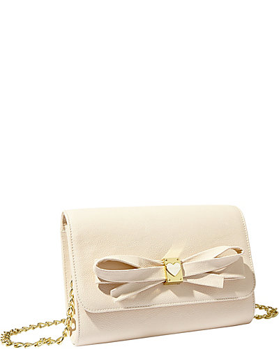 SERENDIPITY ITEM CROSSBODY CREAM